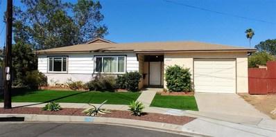 2085 Laurinda Pl, San Diego, CA 92105 - MLS#: 180052270