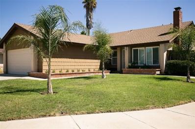 1462 Red Bark Rd, Escondido, CA 92029 - MLS#: 180052324