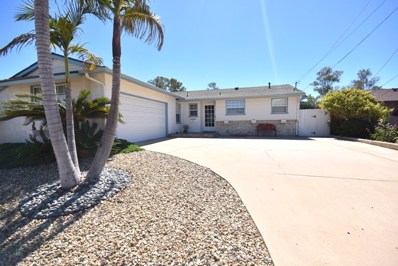 4751 Mount Frissell Dr, San Diego, CA 92117 - #: 180052342