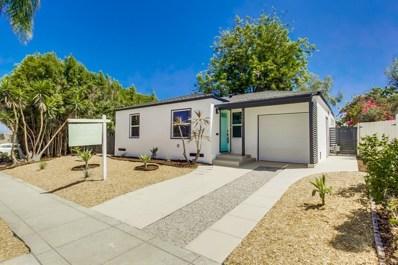 3631 Copley Ave, San Diego, CA 92116 - MLS#: 180052361