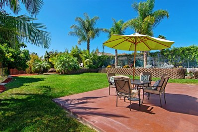 4163 Lonnie, Oceanside, CA 92056 - MLS#: 180052383