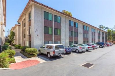 3776 Alabama Street UNIT C207, San Diego, CA 92104 - MLS#: 180052407