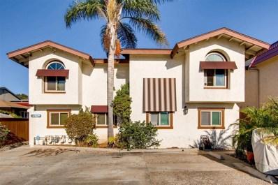 579 12th Street UNIT D, Imperial Beach, CA 91932 - MLS#: 180052425