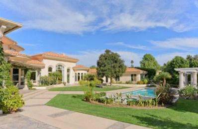 16727 Via Lago Azul, Rancho Santa Fe, CA 92067 - MLS#: 180052488