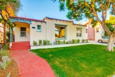 3464 Cooper St, San Diego, CA 92104 - #: 180052528