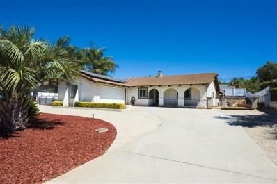 943 Knoll Park Lane, Fallbrook, CA 92028 - MLS#: 180052538