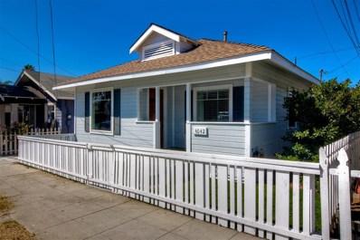 4042 34th St, North Park, CA 92104 - MLS#: 180052540