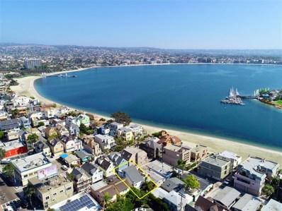 818 Rockaway Ct, San Diego, CA 92109 - MLS#: 180052544