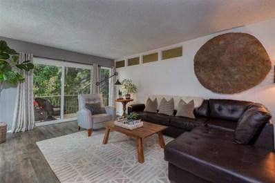 2600 Torrey Pines Road UNIT A32, La Jolla, CA 92037 - MLS#: 180052570