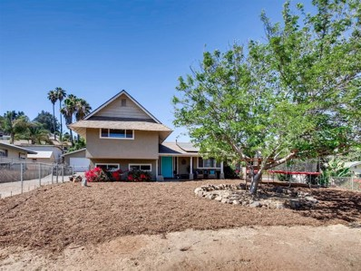 13734 Lyall Place, Lakeside, CA 92040 - MLS#: 180052616