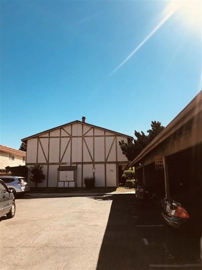 779 N N Mollison Ave UNIT D, El Cajon, CA 92021 - MLS#: 180052650