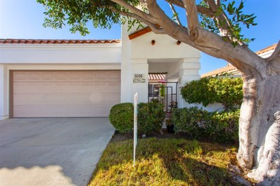5026 Corinthia Way, Oceanside, CA 92056 - MLS#: 180052656