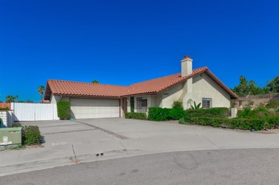 4198 Rising Star Ct., La Mesa, CA 91941 - MLS#: 180052678