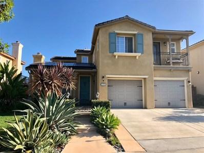 2215 Corte Anacapa, Chula Vista, CA 91914 - MLS#: 180052704