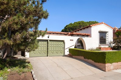 4268 Hortensia St, San Diego, CA 92103 - MLS#: 180052732