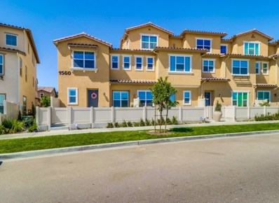 1560 Santa Carolina Rd. UNIT 1, Chula Vista, CA 91913 - MLS#: 180052778