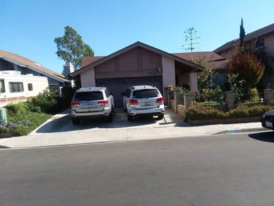 3335 Biscay Drive, San Diego, CA 92154 - MLS#: 180052804