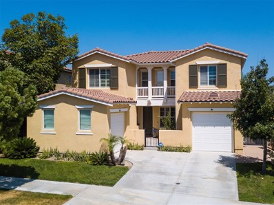 1593 Picket Fence Drive, Chula Vista, CA 91915 - MLS#: 180052839