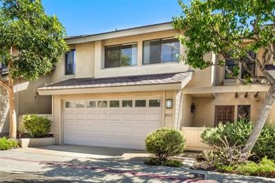 8923 Via Andar, San Diego, CA 92122 - MLS#: 180052849