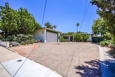 5321 Prosperity Ln, San Diego, CA 92115 - MLS#: 180052881