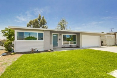 6551 Estelle St, San Diego, CA 92115 - MLS#: 180052893