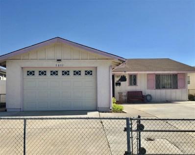 5831 Greycourt Ave., San Diego, CA 92114 - #: 180052929