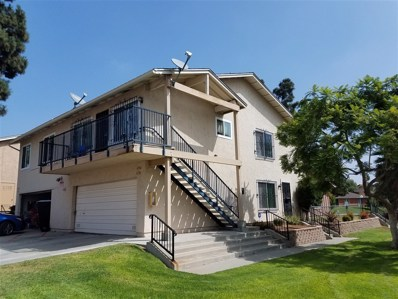 6594 Pinecone Ln, San Diego, CA 92139 - MLS#: 180053021