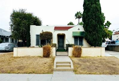 5052 35th St., San Diego, CA 92116 - MLS#: 180053025