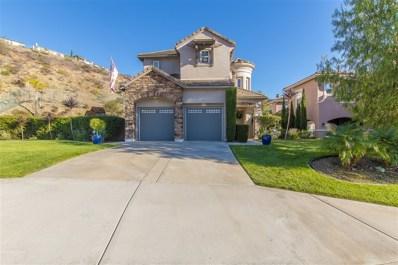 1121 Calistoga Way, San Marcos, CA 92078 - MLS#: 180053053