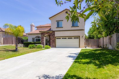 1752 Dancer Pl, Escondido, CA 92026 - MLS#: 180053071