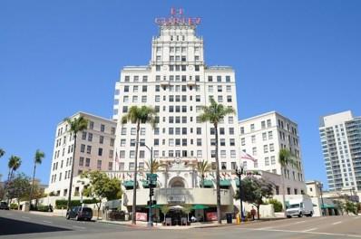 702 Ash Street UNIT 508, San Diego, CA 92101 - MLS#: 180053077