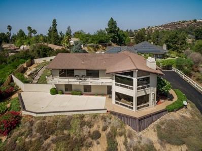 1964 Hidden Mesa Rd, El Cajon, CA 92019 - MLS#: 180053083