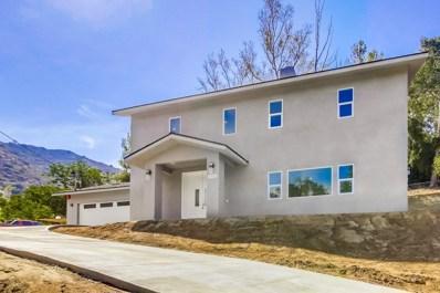 836 Silverbrook Dr., El Cajon, CA 92019 - MLS#: 180053115