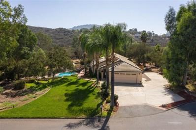 16515 Shady Oaks Drive, Ramona, CA 92065 - MLS#: 180053143