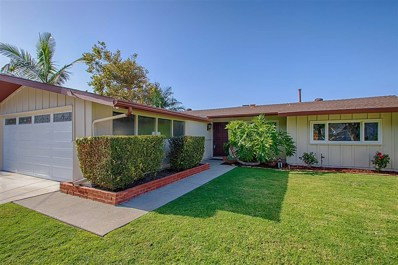 2418 Skylark Dr, Oceanside, CA 92054 - MLS#: 180053185
