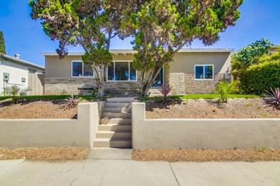 2507 54th St, San Diego, CA 92105 - MLS#: 180053189