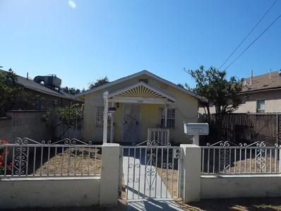 2040 Osborn St, San Diego, CA 92113 - MLS#: 180053202