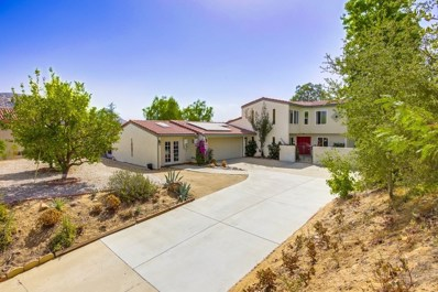 24549 Tesoro Way, Ramona, CA 92065 - MLS#: 180053232