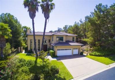 17133 Woodson View Lane, Ramona, CA 92065 - MLS#: 180053237