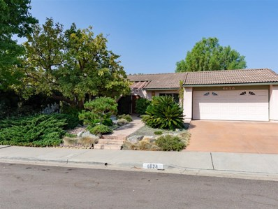 6628 Bonnie View Drive, San Diego, CA 92119 - MLS#: 180053239