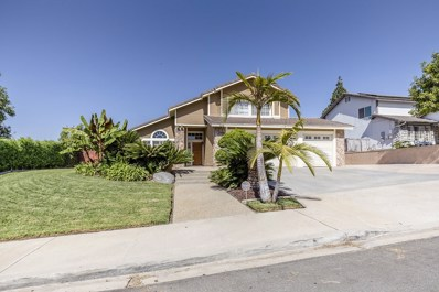 535 Galveston Way, Bonita, CA 91902 - MLS#: 180053266