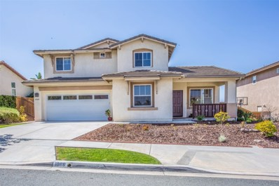1088 Strawberry Valley Drive, Chula Vista, CA 91913 - MLS#: 180053270