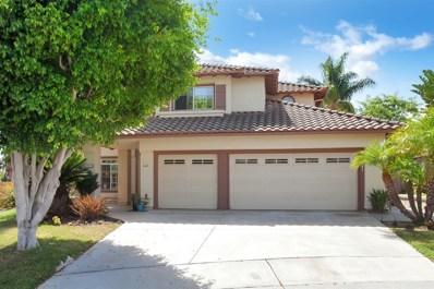 643 Corte Loren, San Marcos, CA 92069 - MLS#: 180053339
