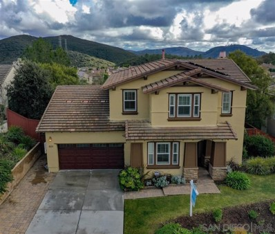 809 Hollowbrook Ct, San Marcos, CA 92078 - MLS#: 180053346