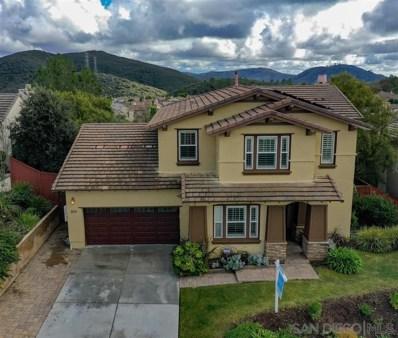 809 Hollowbrook Ct, San Marcos, CA 92078 - MLS#: 180053346