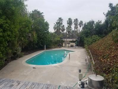 5611 Morro Way, La Mesa, CA 91942 - #: 180053356