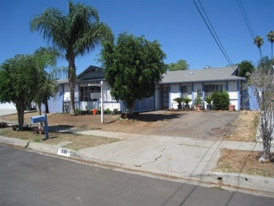 330 Tamarak Ave, Escondido, CA 92026 - MLS#: 180053402