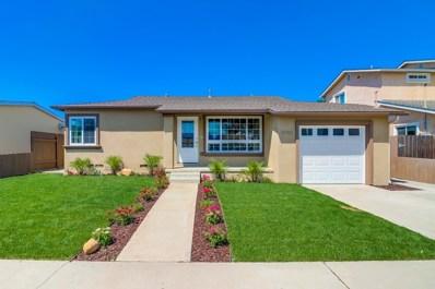 4940 Edwin Pl, San Diego, CA 92117 - MLS#: 180053411