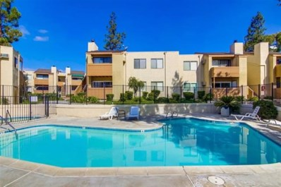 2920 Briarwood Road UNIT J-8, Bonita, CA 91902 - MLS#: 180053412