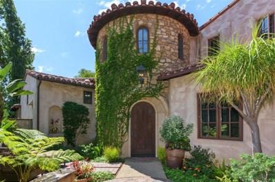 6937 Corte Spagna, Rancho Santa Fe, CA 92091 - MLS#: 180053417
